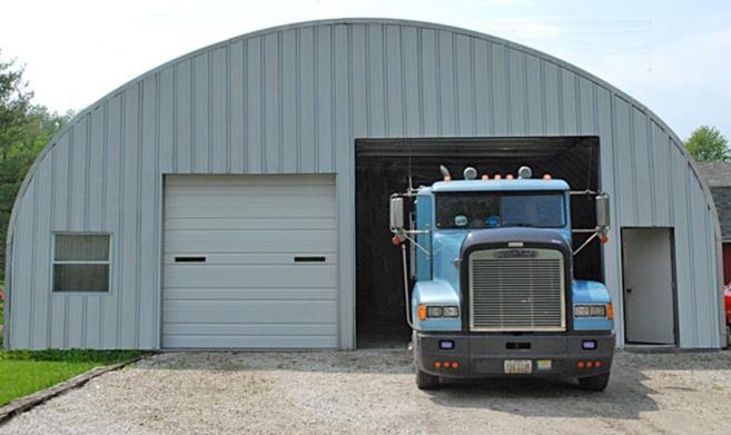 аренда грузового гаража для фуры