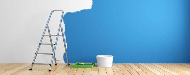Чем лучше покрасить стены