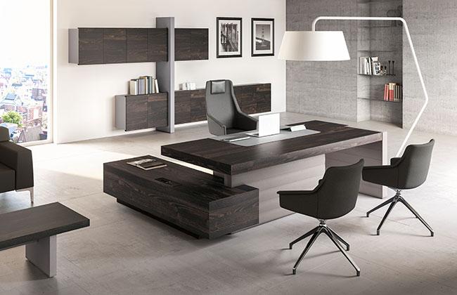 Как выбрать мебель для кабинета руководителя