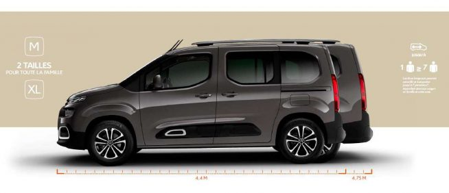 Citroen Berlingo - автомобиль мечта