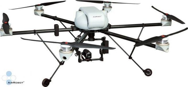 Радиоуправляемый шпион AiRobot AR 100-B