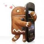 Android Gingerbread остается самой популярной версией ОС