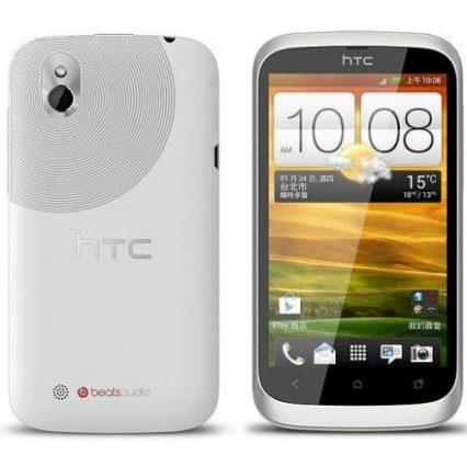 Новый HTC Desire штурмует Индию
