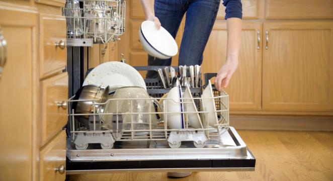 як користуватися посудомийною машиною