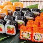 Выбираем и заказываем вкусные суши в компании «Bento СУШИ»!
