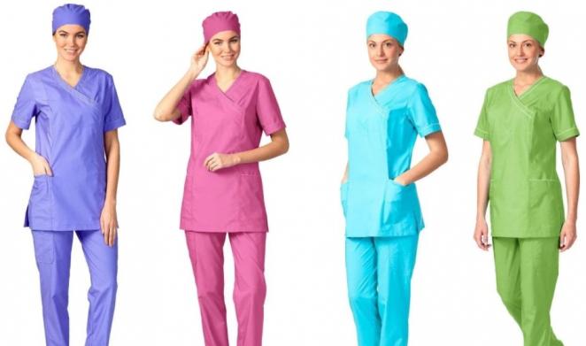 Медицинская одежда MedicalService