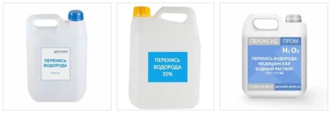 Применение перекиси водорода при демодекозе